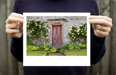 Jane Austen photo Dashwood Cottage by Diana Pappas